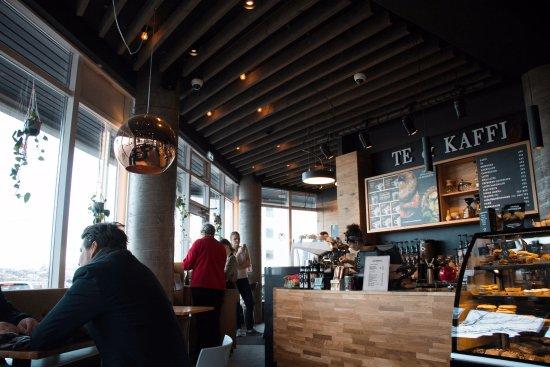 Kopavogur, Islandia: Te & Kaffi