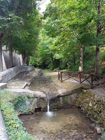 Paganica, Italia: Esterno del Santuario