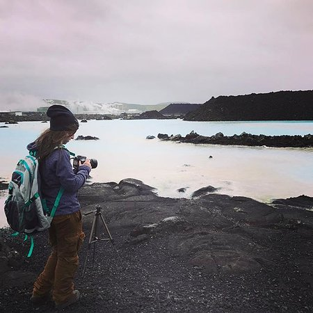 Grindavik, Iceland: picturesque area outside of lagoon