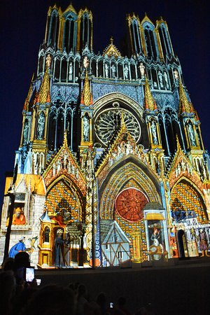 Reve de couleurs Reims