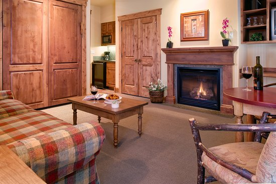 The Lexington at Jackson Hole: Grand View Studio