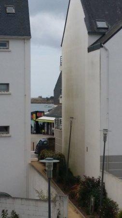 Résidence Les Jardins d'Arvor : Vue du balcon n° 309 - F appartement 2 chambres