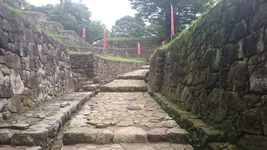 Kanayama Castle Remains