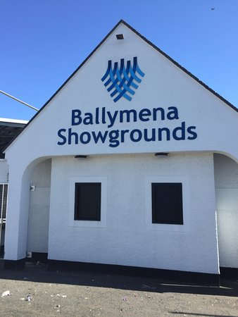 ‪Ballymena Showgrounds‬