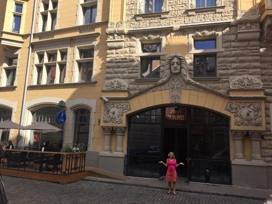 Neiburgs Hotel: photo0.jpg