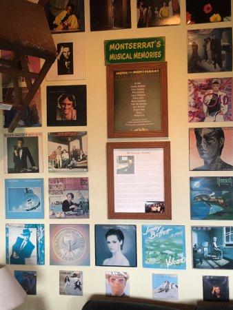 Montserrat's Musical Memories-Hilltop Cafe