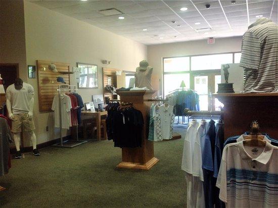 Laurel Island Links: Pro Shop