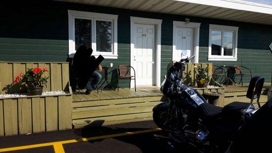 Motel des Cascades: 20170803_110823_large.jpg