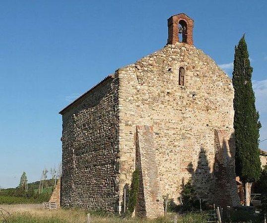 Eglise Sainte-Marie de Vilarmila