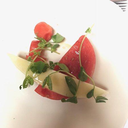 Prestbury, UK: Melon