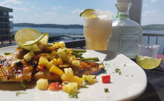 H. Toad's Bar & Grill: #NationalTequilaDay with Tequila Lime Glazed Chicken