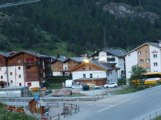 Täsch, Schweiz: le charmant village de TASCH