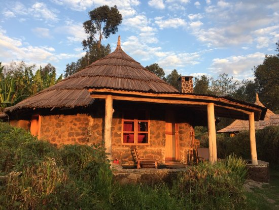 Mount Gahinga Lodge: Großartige lodge