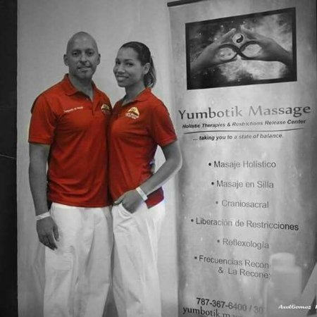 Yumbotik Massage