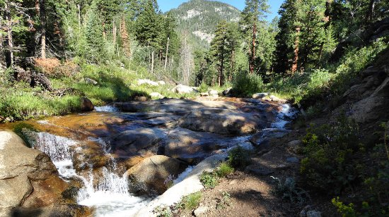 Rocky Mountain National Park, CO: Black Canyon Creek