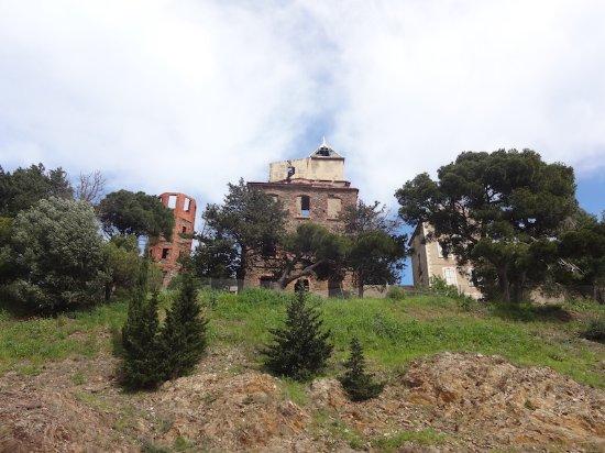 Château Parés, Port-Vendres (Pyrénées-Orientales, Occitanie), France.