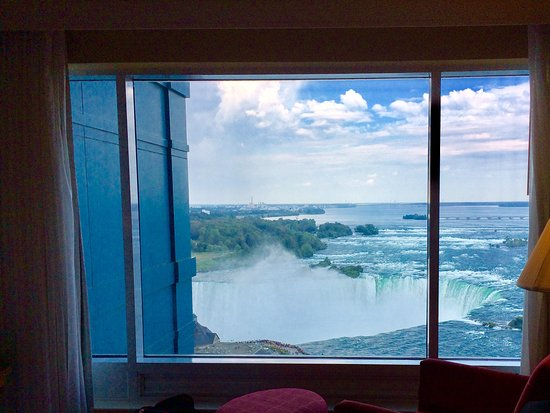 Marriott Niagara Falls Hotel Fallsview Spa Niagara Falls On