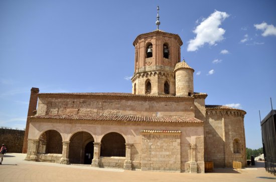 Iglesia De San Miguel De Almazan: Vista exterior