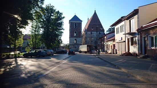 Wislica, بولندا: Rynek