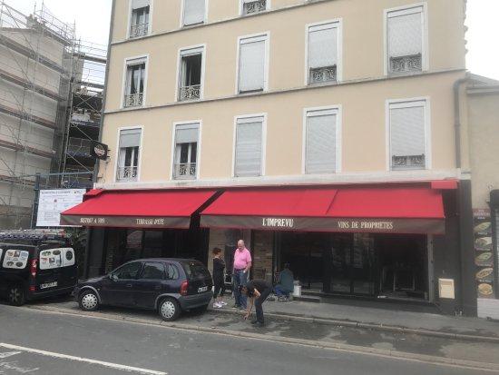 Vitry-sur-Seine, Frankrijk: Restaurant vraiment sympa!!!