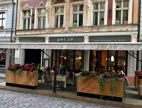 Best Restaurants In Riga