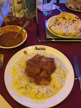 Aroma Indian Restaurant Romford
