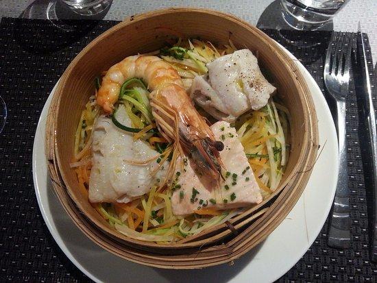 Restaurant le zinc dans tours avec cuisine fran aise for Plat cuisine francaise