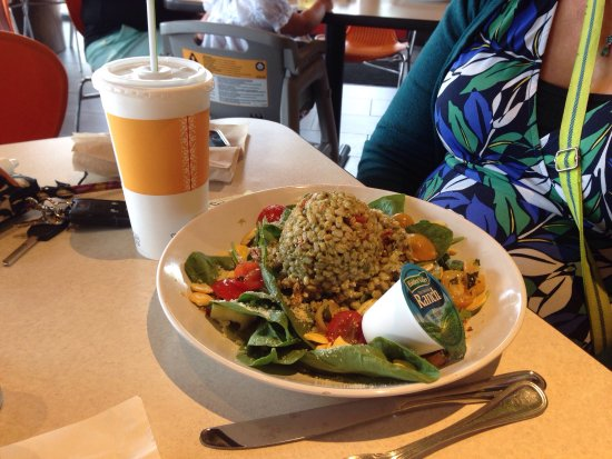 A Total Disapointment - Review of Zoes Kitchen, Augusta, GA ...