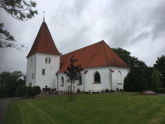 Nakskov, Danmark: Avnede kirke