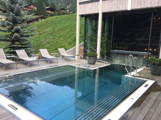Hotel matterhorn focus photo de matterhorn focus for Hotel design valais