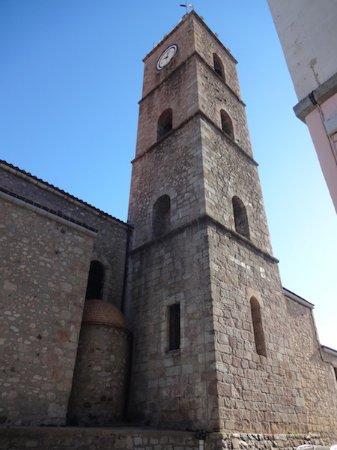 Église Saint-Laurent, Saint-Laurent-de-Cerdans (Pyrénées-Orientales, Occitanie), France.