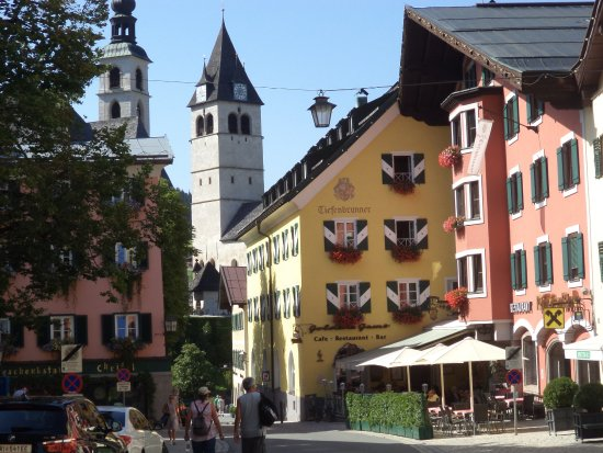 Best Hotels In Kitzbuhel