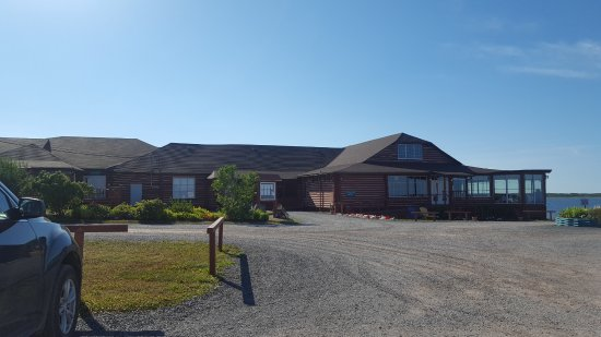 Pictou Lodge Beachfront Resort: Main Lodge
