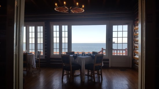 Pictou, Canada: Dining Room