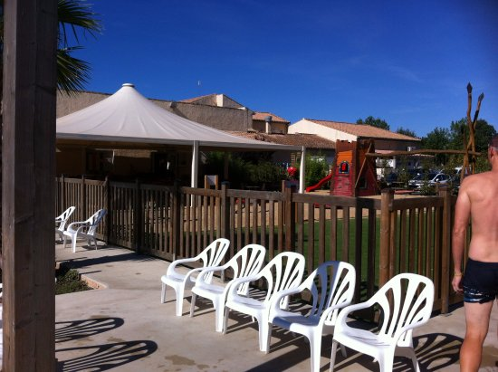 Camping fleurs d 39 agde campground reviews france for Le jardin inattendu agde