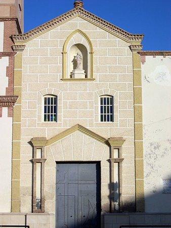 Iglésia de Nuestra Señora del Rosario.