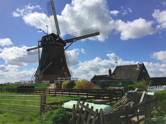 Kerkdriel, Nederland: Windmill