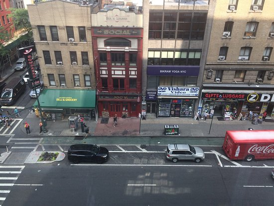Picture Of Hilton Garden Inn Times Square New York City Tripadvisor