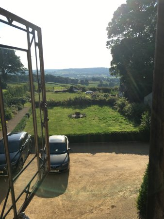 Devon, UK: A sunny view
