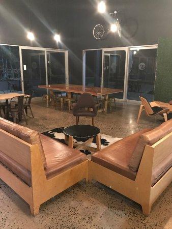Salt Rock, Sudáfrica: Wonderland Coffee