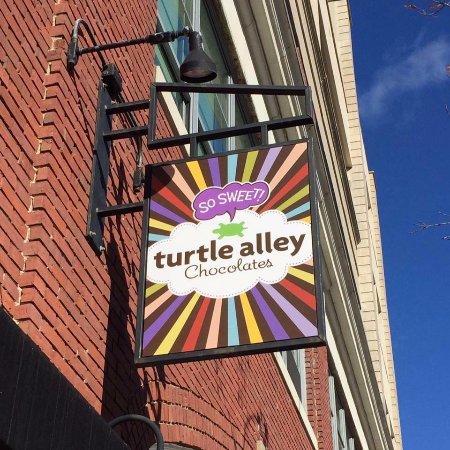 Turtle Alley Chocolates II