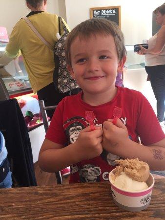 Alnwick Ice Cream Parlour