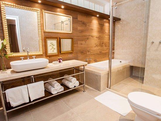 Banheiro Suite Master Picture Of Hotel Escola Bela Vista Volta