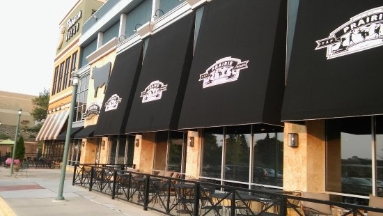 The Prairie Tap House: Exterior.