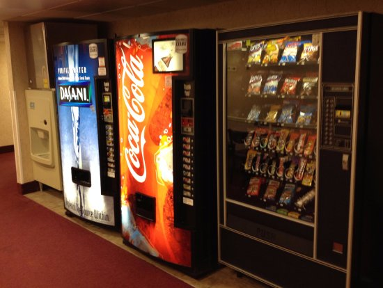 Willard, OH: Vending