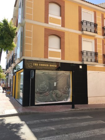 Huercal-Overa, Spain: The Corner House Cafe and Tearoom