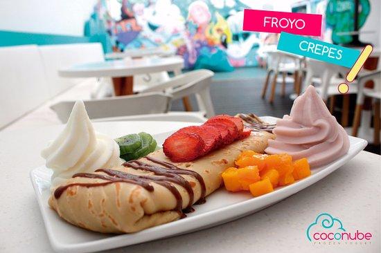 Lima Region, Περού: #FroyoCrepe