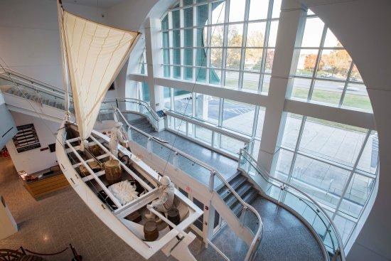 Museum of the Albemarle in Elizabeth City, NC