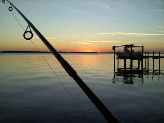 Elizabeth City, NC: Fishing in the Albemarle Sound Region