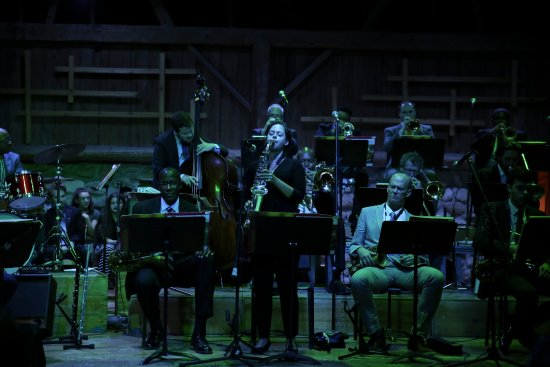Egg Harbor, Ουισκόνσιν: Birch Creek Big Band Jazz